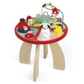 """Table d'activités """"Baby Forest"""", Janod"""