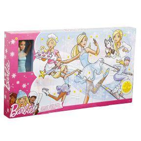 Le Calendrier de l'Avent Barbie