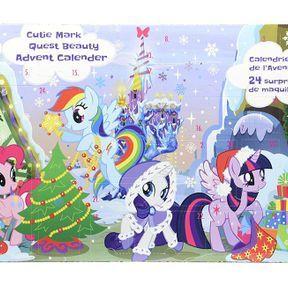 Calendrier de l'Avent My Little Pony