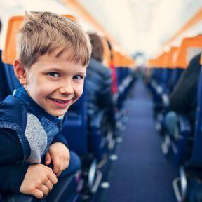 Observer et mémoriser tout ce qui nous entoure dans l'avion