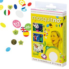 Les stickers MosquitNo
