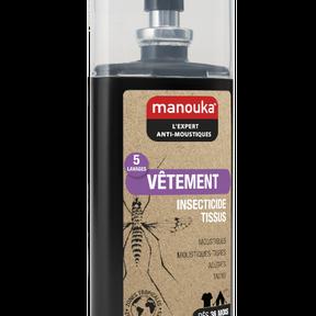 Spray Tissus, Manouka