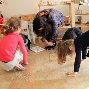 Séance de yoga pour les 3 ½ - 6 ans
