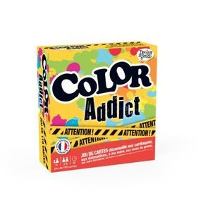 Color Addict, France Cartes