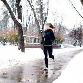 Se changer très vite après le running