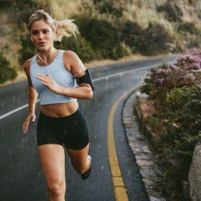 Le running