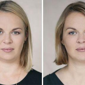 """""""Devenir mère""""- 33 femmes photographiées avant et après la naissance de leur enfant #26"""