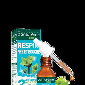 Respir'nez et bouches bio – Santarome
