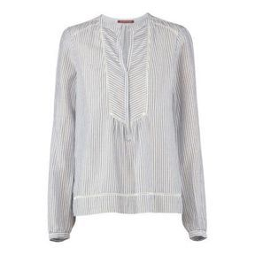 Chemise rayée Comptoir des cotonniers printemps été 2014