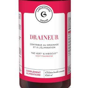 Draineur, Laboratoire Gyphar- Nouveauté 2019-