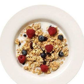 Vitamine B12 dans les céréales et le lait