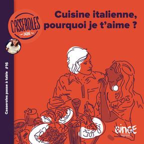 """""""Casseroles"""", les histoires de cuisines"""