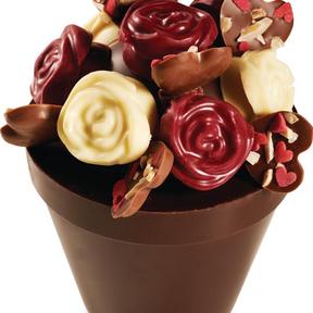 Le bouquet à croquer des amoureux, Réauté chocolat, 2019