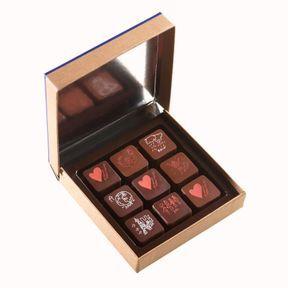 Des chocolats mystiques
