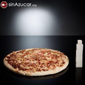 La pizza barbecue