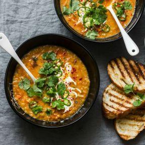 Les cuisiner en soupe