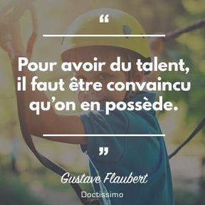 Citation de Gustave Flaubert
