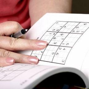 Des sudokus pour stimuler la mémoire et la concentration