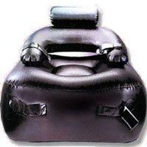 Un fauteuil gonflé Forbidden chair