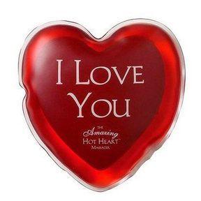 """Coeur Massant Chauffant """"I Love You"""""""