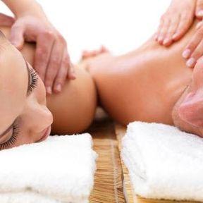 Massage sensuel pour un effet torride