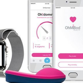 OhMiBod 3.Oh Music Vibrator