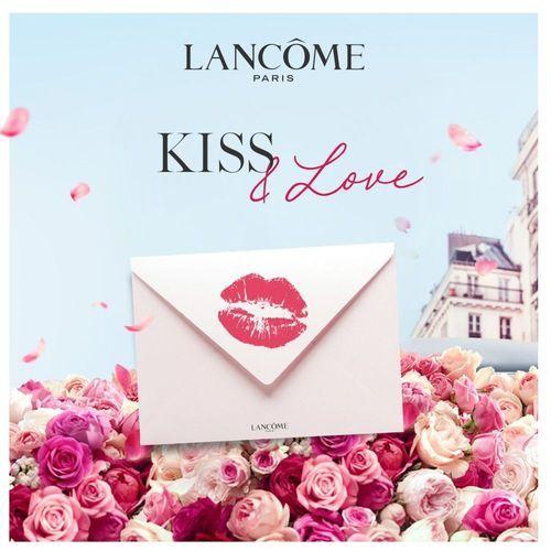 Fête des mères : envoyez votre baiser grâce à Lancôme